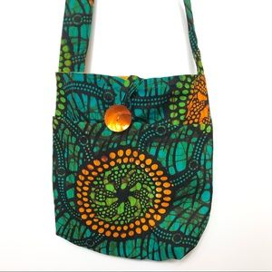 Mosaic Shoulder Bag